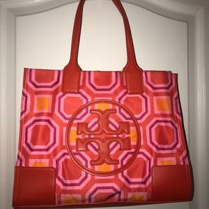 ❤️Tory Burch Ella mini tote, EUC!!❤️